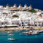 La prima volta in cui mi sono innamorato di Mykonos…