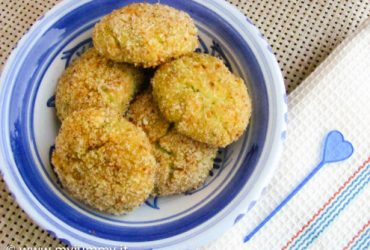 Ricetta Greca: Crocchette di Zucchine, Feta e Menta!
