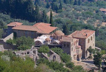 5 motivi per cui visitare Mystras