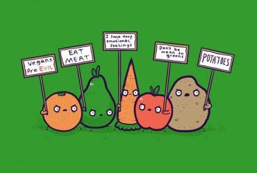 Ecco perché un Greco non sarà mai Vegano…
