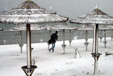 Neve In Grecia: le 10 Foto più Belle!