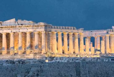 Il valore e il carattere dell'Acropoli è incompatibile con un evento di questo tipo!
