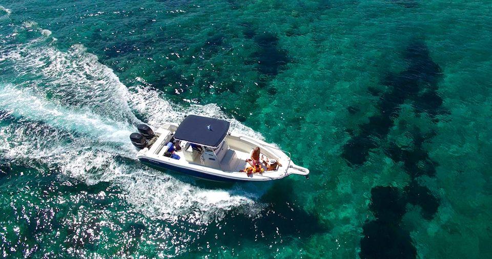 Calcidica-spiagge-barca
