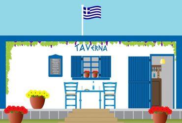 21 Giugno: a Cena con lo Chef Angè Appassionato di Grecia!