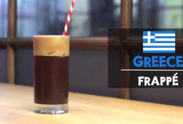 Nescafé Frappe: Come Ordinarlo in Greco!