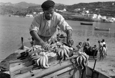 Avete mai visto Mykonos nel 1935?