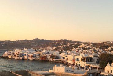 Gallery Mykonos Delos: volete vedere come era una Settimana fa?