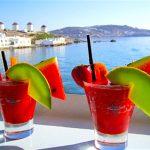 5 cocktails Greci: li conoscete tutti?
