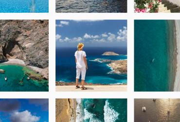 Grecia e Instagram: 5 pagine per restare virtualmente in Grecia